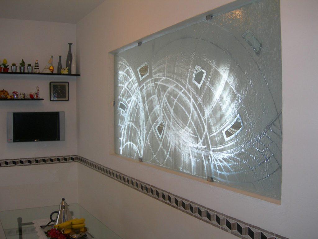 Pareti Divisorie In Vetro Colorato divisori - sabella vetri
