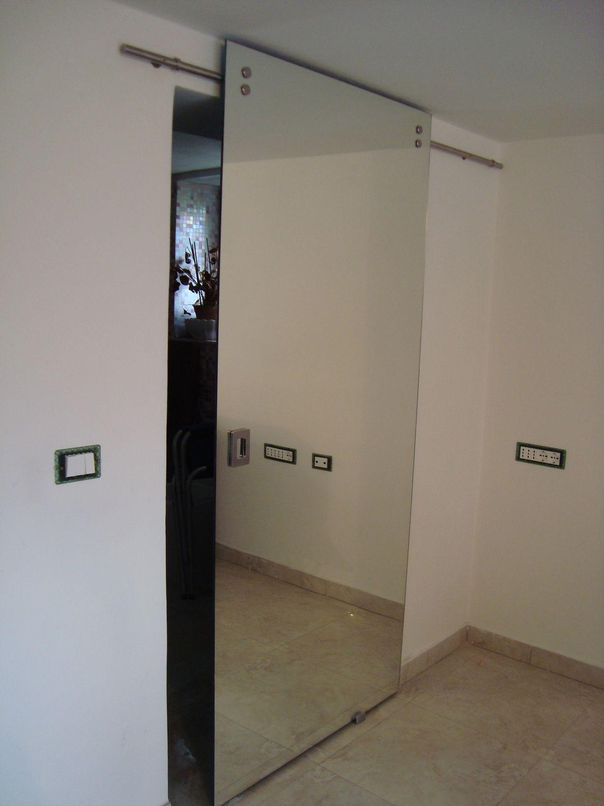 Porte Scorrevoli Con Specchio